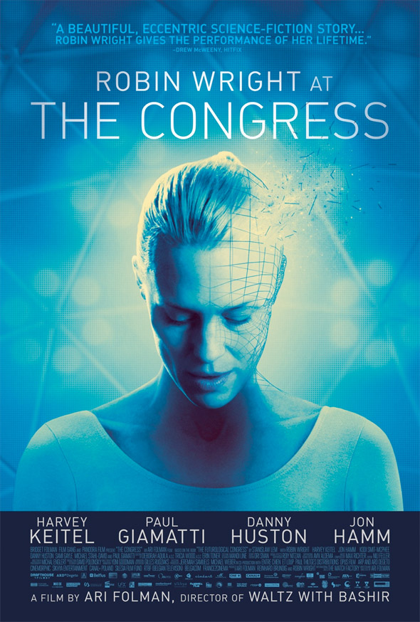 The Congress Official US Poster