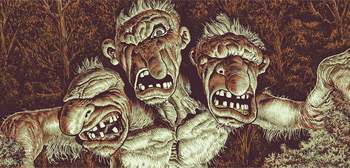 Trollhunter FAMP Art