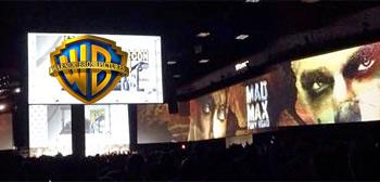 Warner Bros Comic-Con Hall H