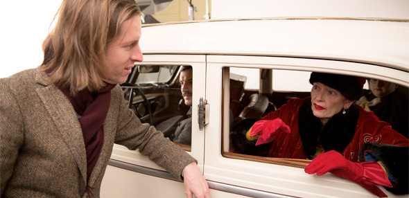 Interview: Wes Anderson - 'Grand Budapest Hotel' Writer & Director