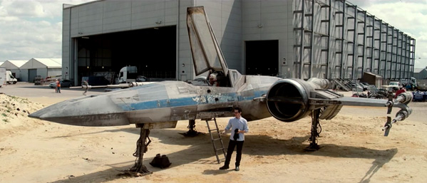 Star Wars: Episode VII X-Wing