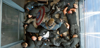 Captain America: The Winter Soldier Sound Off
