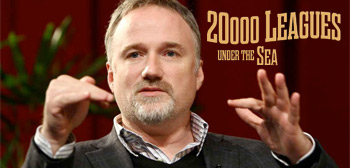 David Fincher Chats Up '20,000 Leagues' & More in Playboy Interview