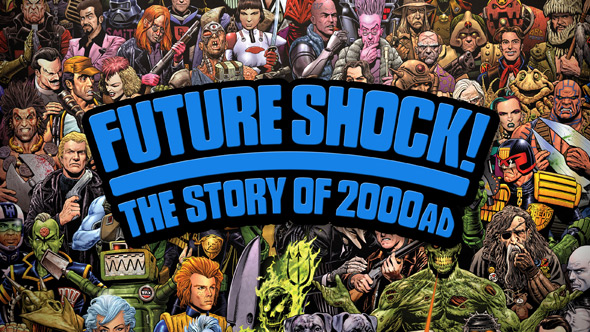 Future Shock! - MondoCon