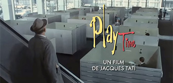 Jacques Tati's Playtime Trailer