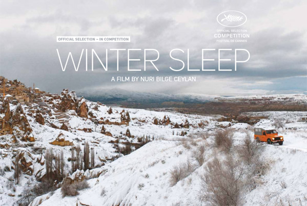 Nuri Bilge Ceylan's Winter Sleep Poster