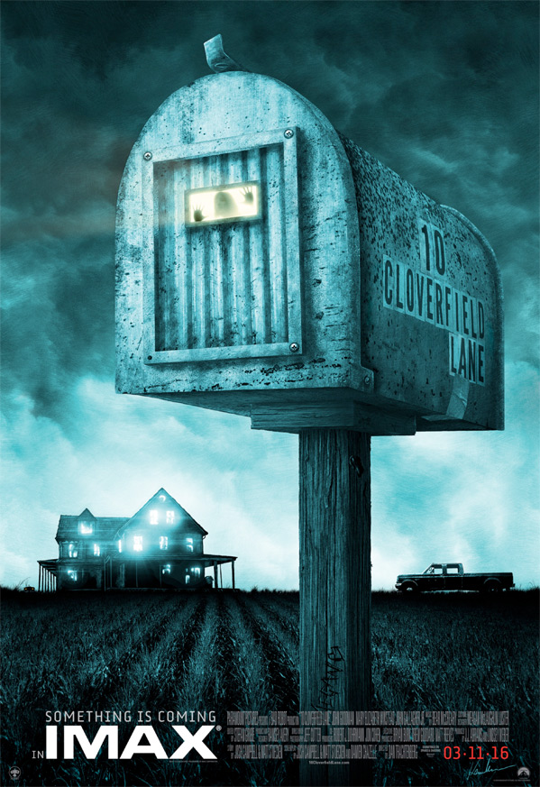 10 Cloverfield Lane Poster by Ape Meets Girl