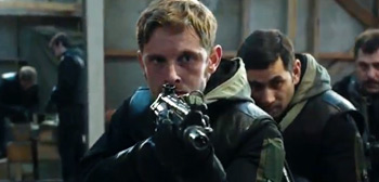 Jamie Bell Stars in Full-Length Trailer for True London Thriller '6 Days'