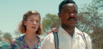 David Oyelowo & Rosamund Pike in UK Trailer for 'A United Kingdom'
