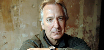 English Actor Alan Rickman Has Passed Away from Cancer at Age 69