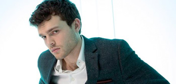 It's Official: Alden Ehrenreich Cast as Young Han Solo in the Spin-Off