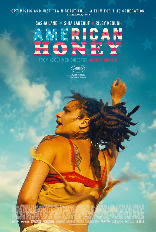 American Honey Poster