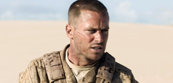 Official Trailer for 'Mine' Starring Armie Hammer as a Stranded Soldier