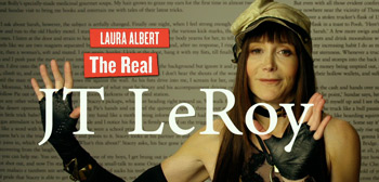 Author: The JT LeRoy Story Trailer
