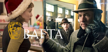 'Bridge of Spies' & 'Carol' Top 2016 BAFTA Nominees with Nine Each