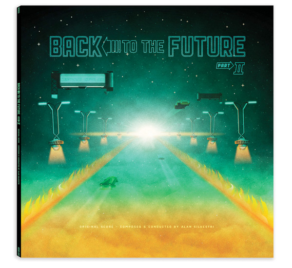 Mondo Vinyl Back to the Future II