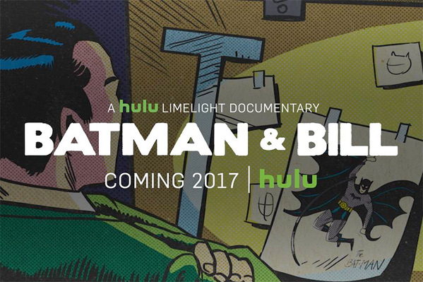 Batman & Bill Hulu
