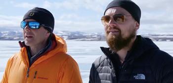 First Trailer for Leonardo DiCaprio's Documentary 'Before the Flood'