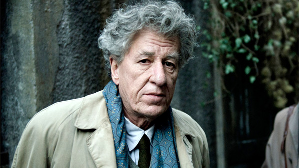 Geoffrey Rush in Final Portrait
