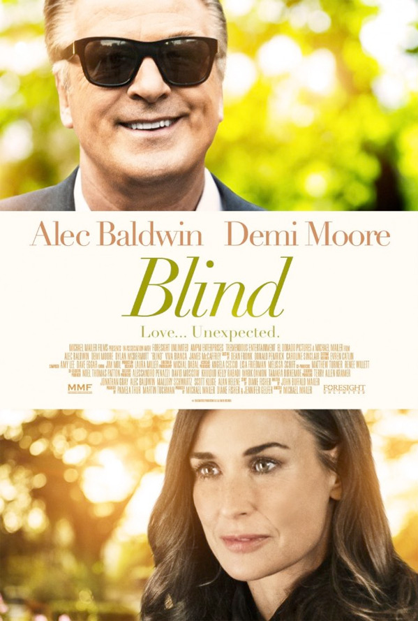 Blind Movie Poster