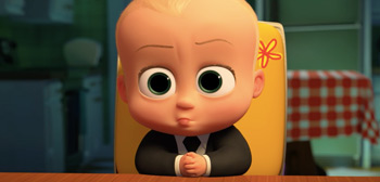 The Boss Baby Trailer