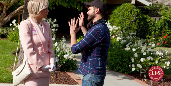 Cameron Thrower & Maggie Gyllenhaal