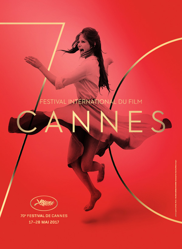2017 Cannes Film Festival Poster