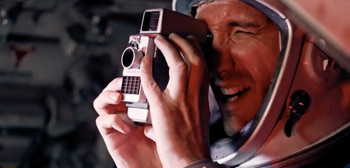 Trailer for Indie 'Capsule' About Britain's First Manned Space Mission