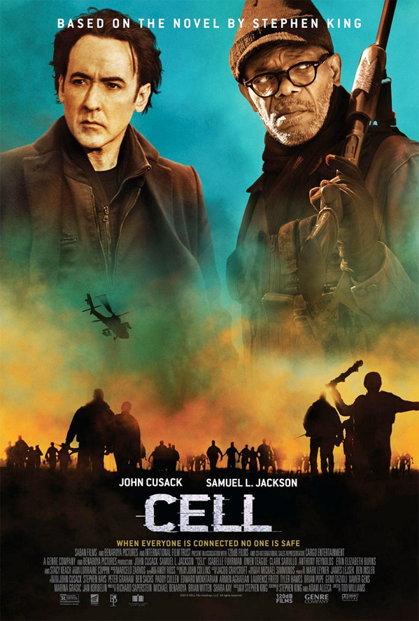 Stephen King's Cell Movie Poster