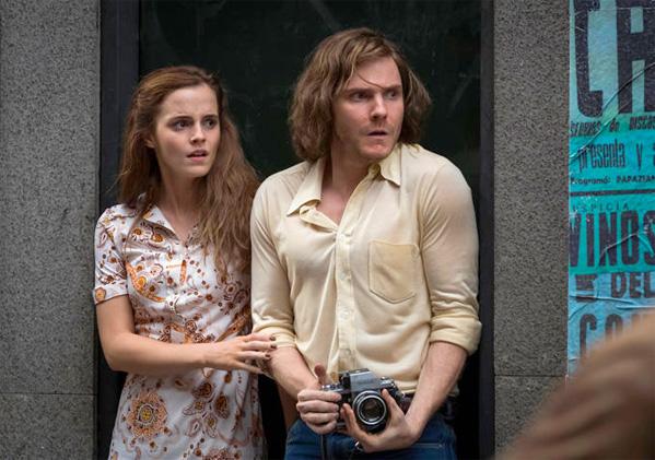 Colonia Photos - Emma Watson & Daniel Bruhl