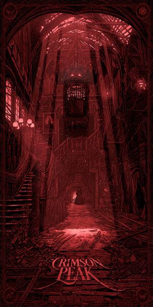 Crimson Peak - Mondo