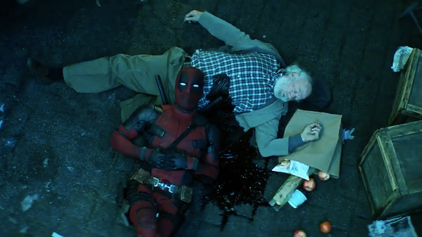 Deadpool 2 Teaser Trailer