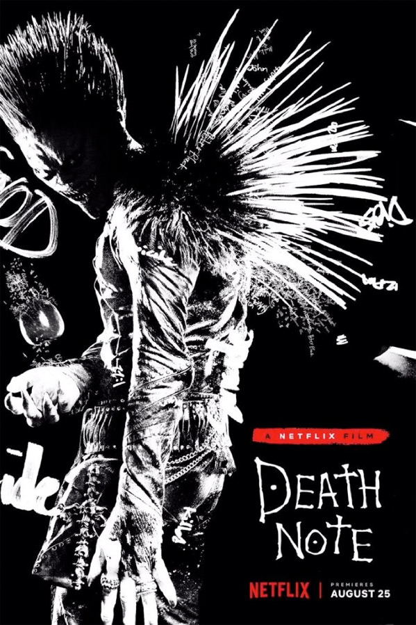 Death Note Movie Poster