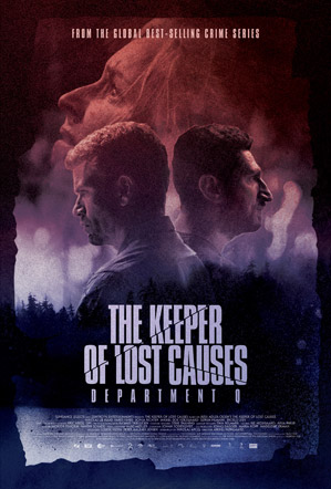 Department Q Series Poster - The Keeper of Lost Causes