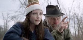 Samantha Isler in Full Trailer for Supernatural Thriller 'Dig Two Graves'