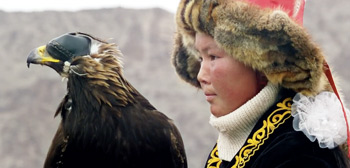 The Eagle Huntress Documentary Trailer