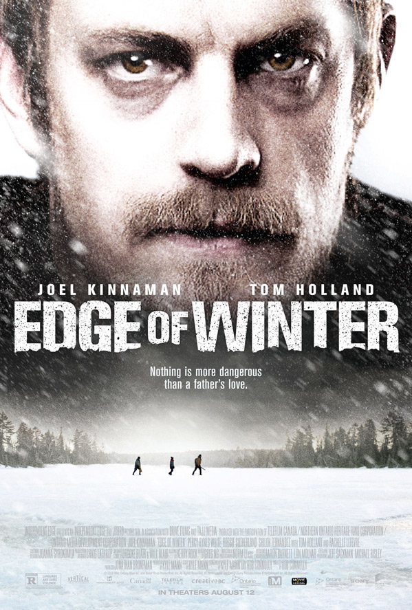 Edge of Winter Poster