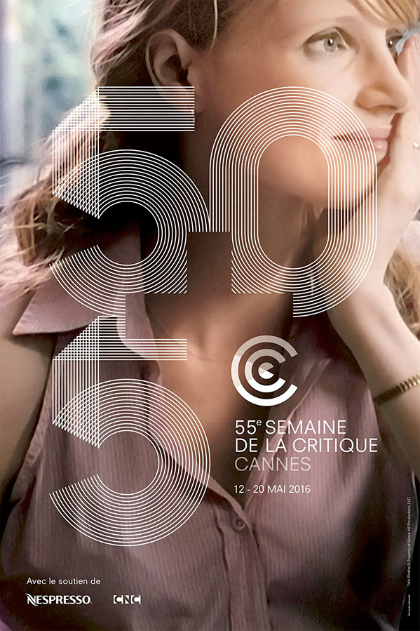 Cannes Film Festival 2016 Poster - Critics' Week