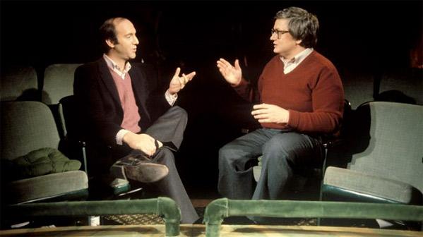 Siskel & Ebert Debating