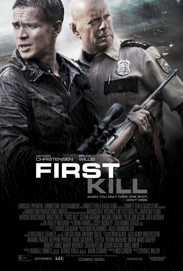 First Kill Movie Poster