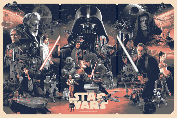 Gabz - Star Wars - Original Trilogy