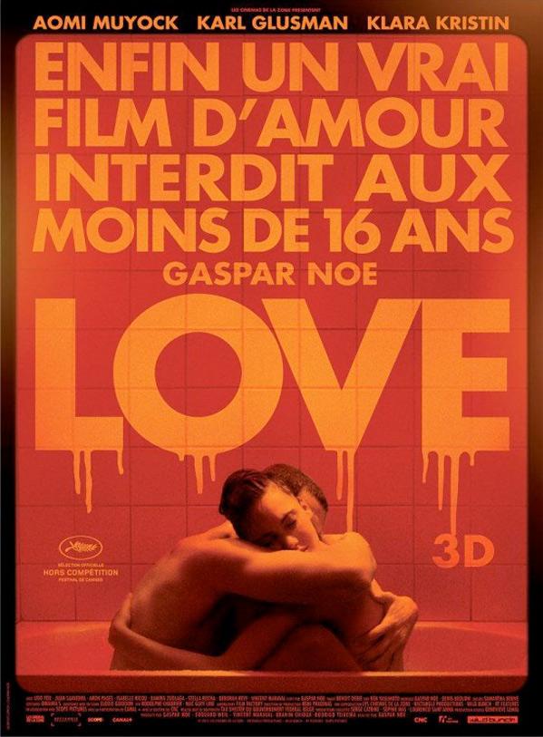 Gaspar Noe's Love