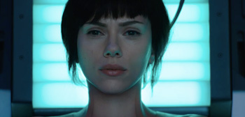Ghost in the Shell Trailer