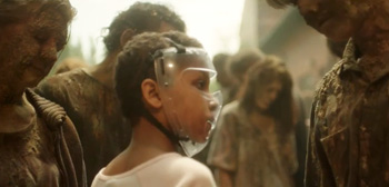 Watch: New US Trailer for Zombie Horror 'The Girl with All the Gifts'