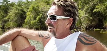 The Dangerous Life of John McAfee Doc