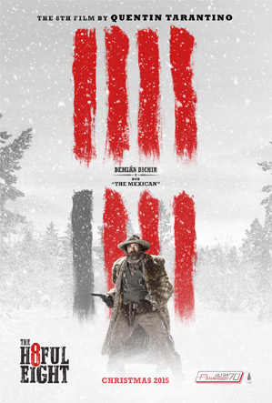 The Hateful Eight - Demian Bichir