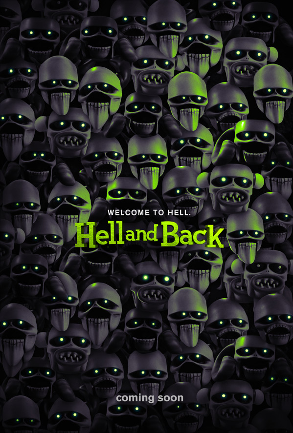 Hell & Back Poster