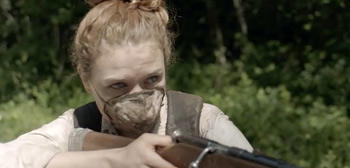 Watch: Full Trailer for Post-Apocalyptic Survival Thriller 'Here Alone'
