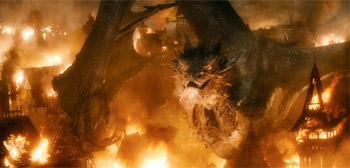 The Hobbit - Smaug
