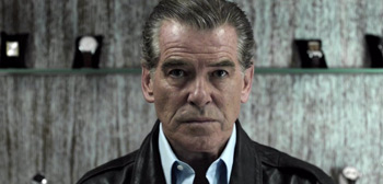 Pierce Brosnan in I.T. Trailer